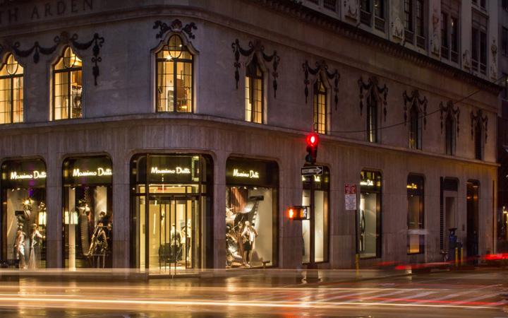 Massimo Dutti New York Store Massimo Dutti Store at 5th